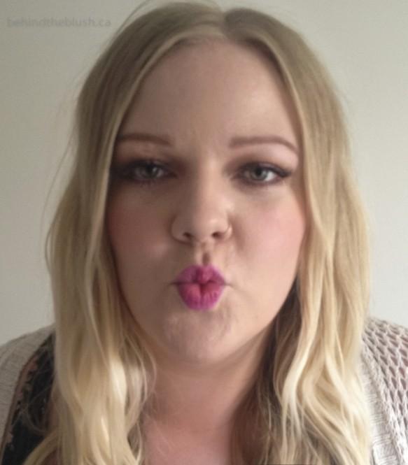 green lipstick impulse buy