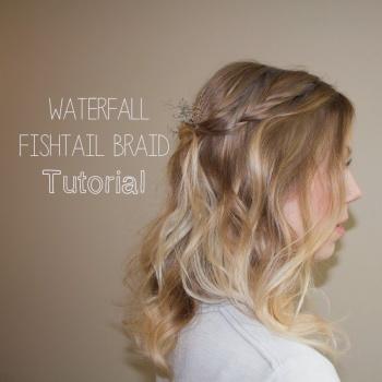 Waterfall Fishtail Tutorial: Video