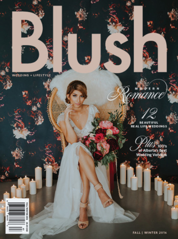 Blush Magazine Feature: Love Her But Leave Her Wild