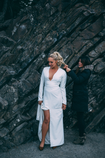 why you need a hair/makeup team for your elopement or destination wedding